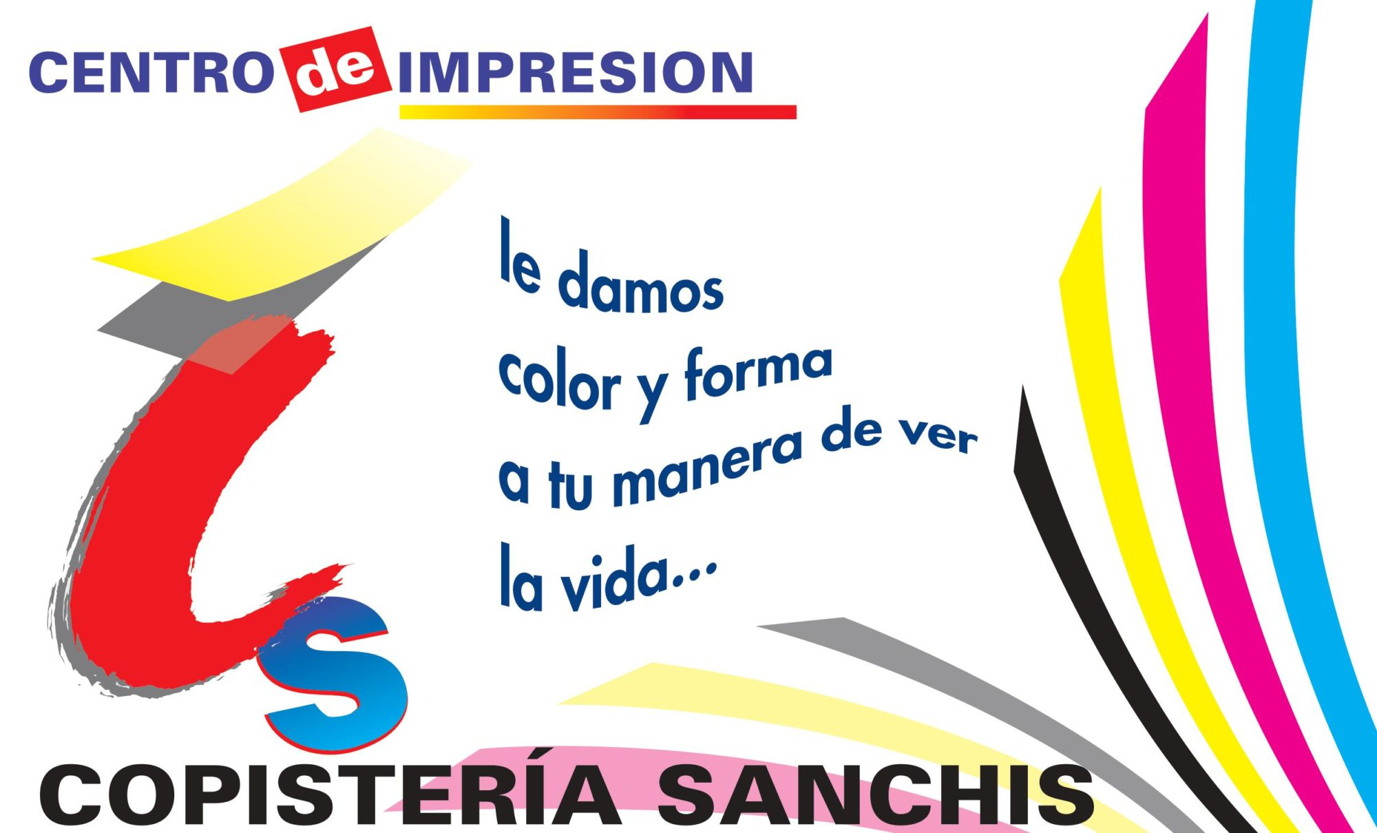 Copistería Sanchís